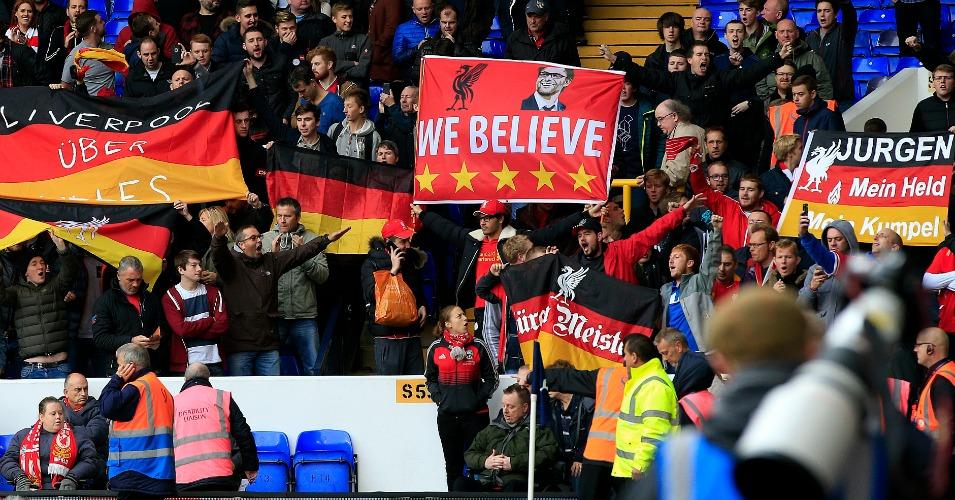 Jurgen Klopp Liverpool fans TEAMtalk