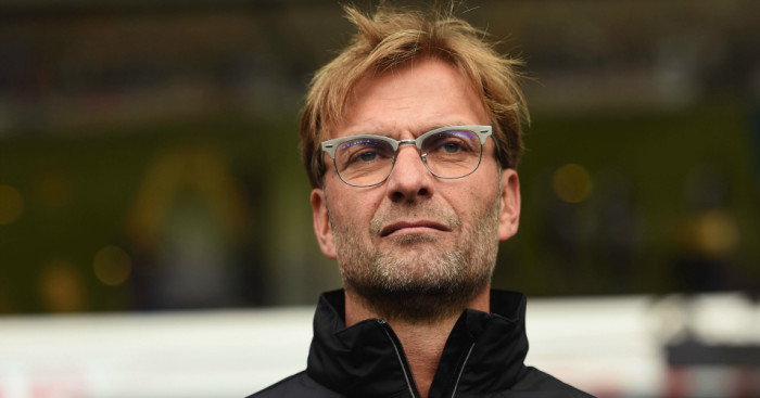 Jurgen Klopp: Liverpool face Manchester City in their next game