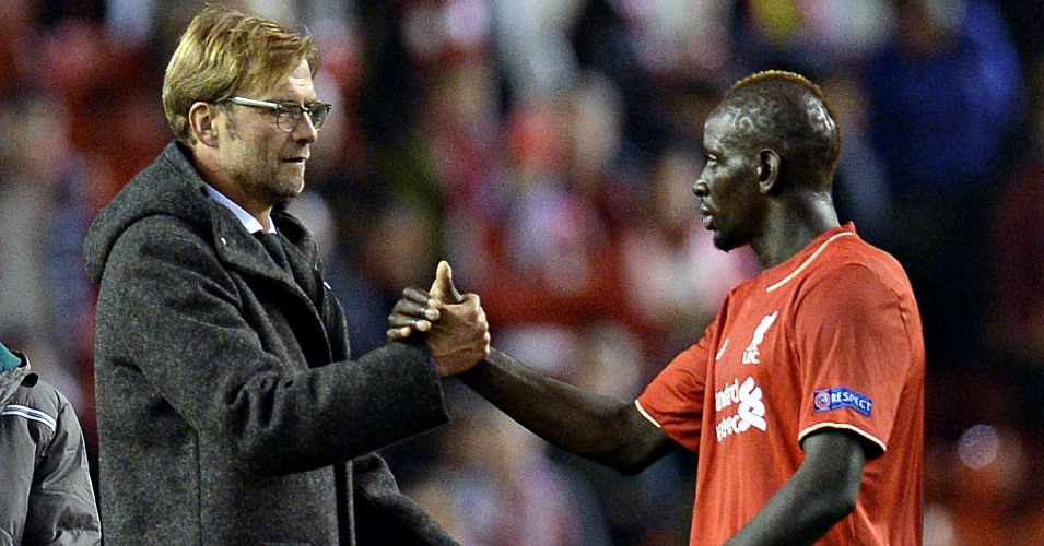 Jurgen Klopp: Pleased with Mamadou Sakho's efforts so far