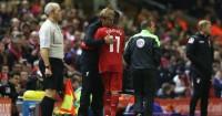Jurgen Klopp: Hugs Liverpool's star man, Roberto Firmino
