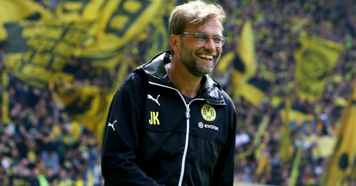JJurgen Klopp: The man in charge