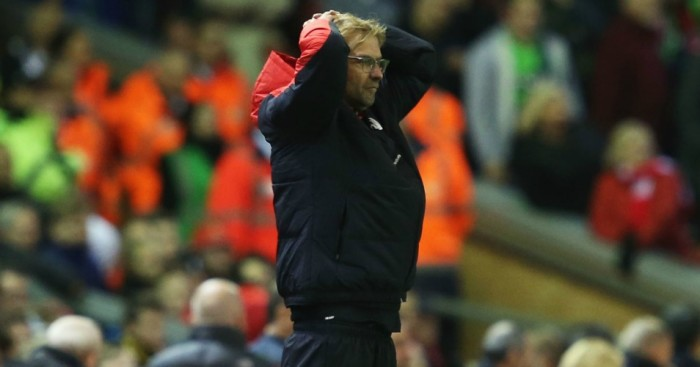 Jurgen Klopp: Felt Liverpool lacked cool heads against Southampton