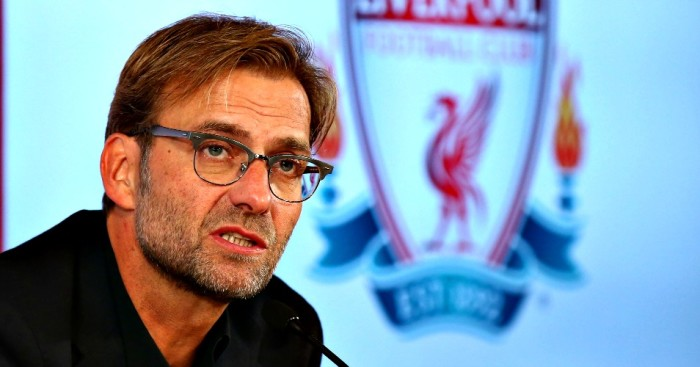 Jurgen Klopp: Hit the ground running