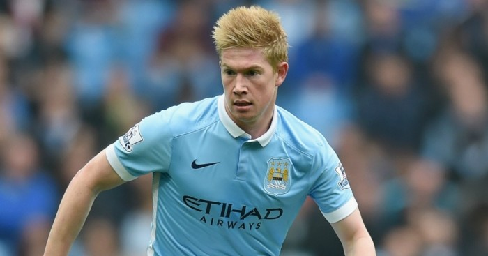 Kevin De Bruyne: Could return for Manchester City at Bournemouth