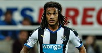 Kevin Mbabu: Insists Newcastle take positives from Manchester City hammering