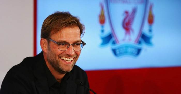 Jurgen Klopp: Admitted to talking too much sh*t