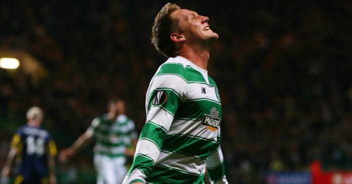 Kris Commons: Upset by Celtic substitution