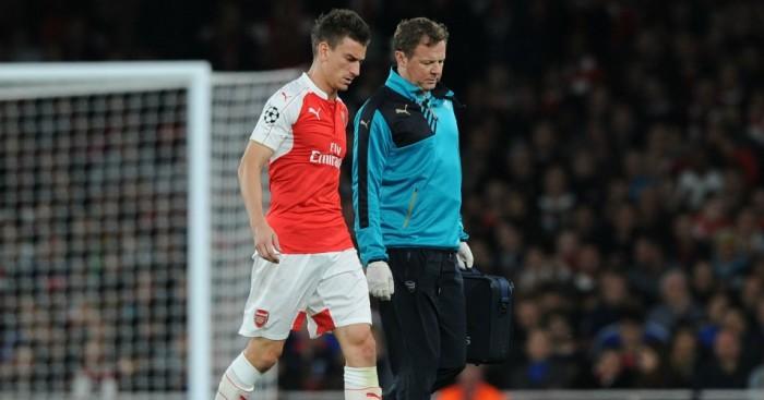 Laurent Koscielny: Arsenal defender could return at Watford