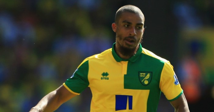 Lewis Grabban: Could feature for Norwich City against West Brom