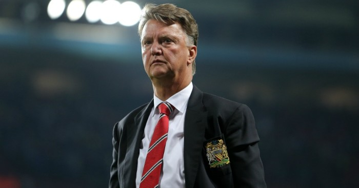 """Louis van Gaal: Manager has """"lost it"""" according to one poster"""