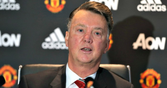 Louis van Gaal: Under increasing pressure at Old Trafford