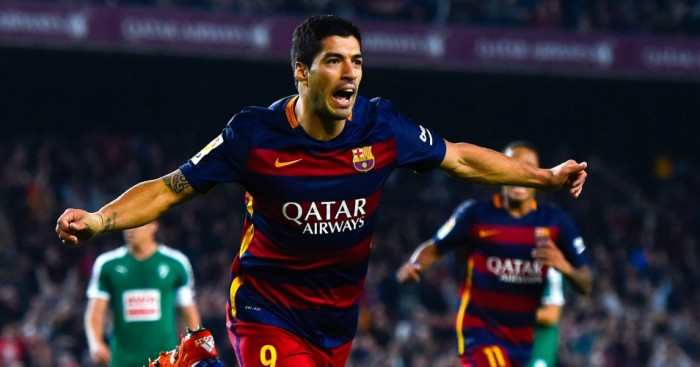 Luis Suarez: Scored hat-trick in Barcelona win over Eibar
