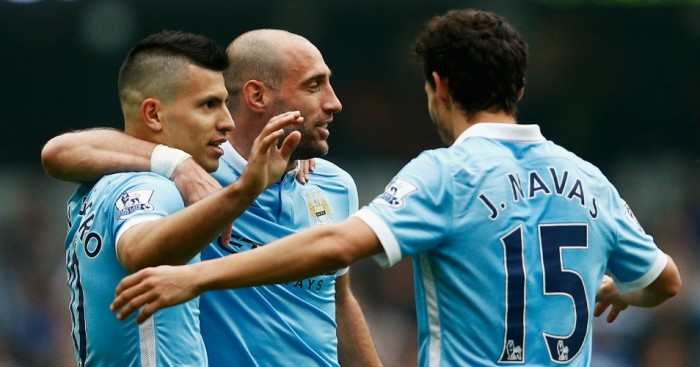 Manchester City: Demolished Newcastle United to claim six points
