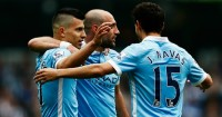 Pablo Zabaleta: Backing Sergio Aguero to return to top form