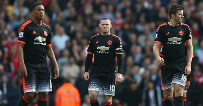 Manchester United: Failed to impress at Arsenal on Sunday