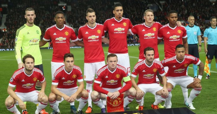 Manchester United: Claimed 2-1 win over Wolfsburg on Wednesday evening