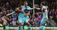 Manuel Lanzini - Forward has three goals in nine matches