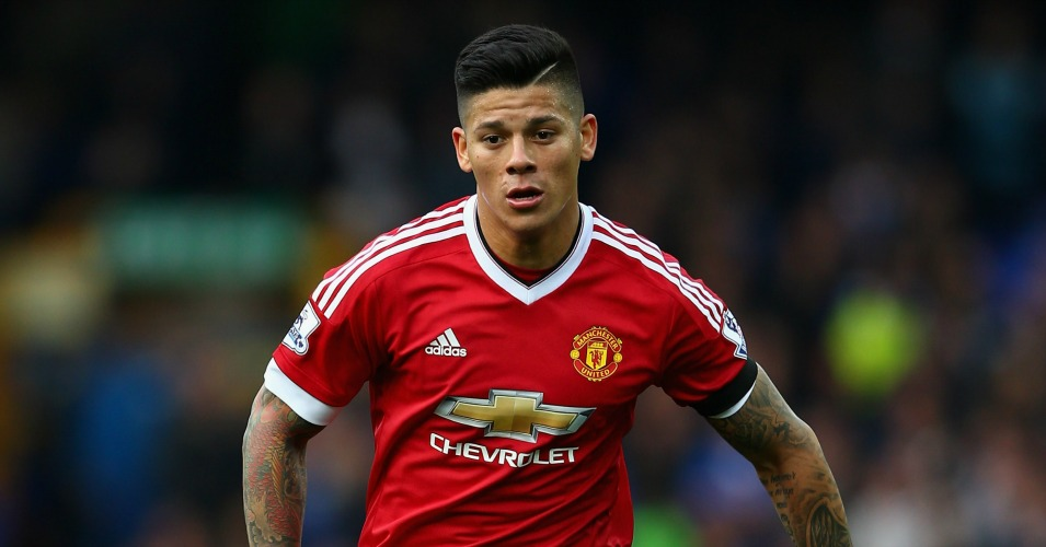 Marcos Rojo: Linked with Real Madrid move