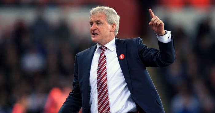 Mark Hughes: Critical of replays of Butland incident