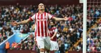 Marko Arnautovic: Celebrates his opening goal