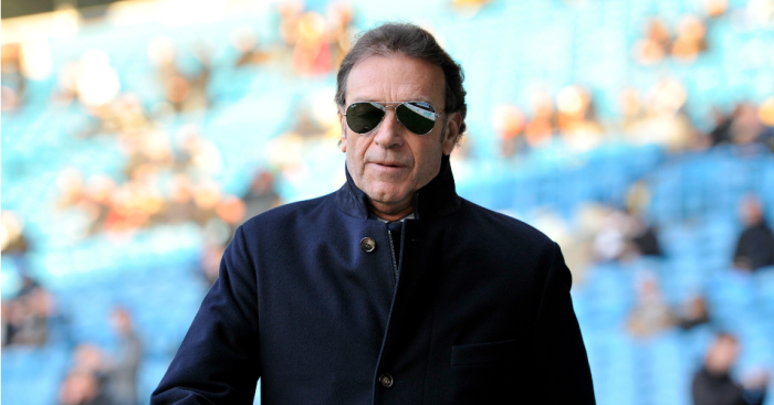 Massimo Cellino: Sons involved in social media row