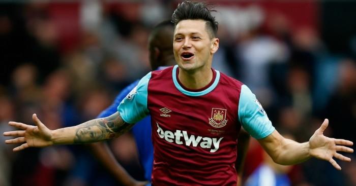 Mauro Zarate West Ham TEAMtalk