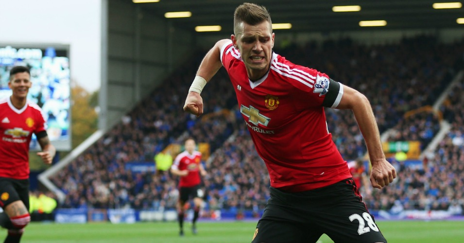 Morgan Schneiderlin: Has impressed for Manchester United
