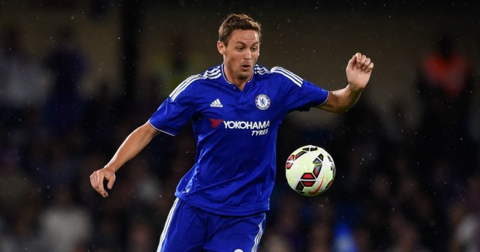 Nemanja Matic: Returned to Chelsea side against Dynamo Kiev