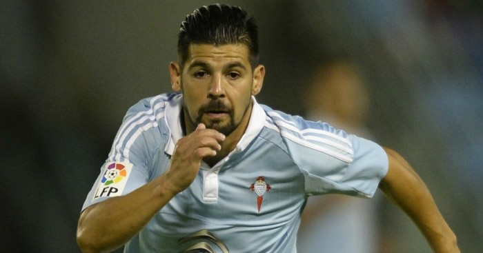 Nolito: Celta Vigo forward linked with Barcelona and Arsenal