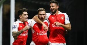 Olivier Giroud Arsenal TEAMtalk