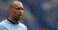 Pablo Zabaleta: Focused on clash with Manchester United at Old Trafford