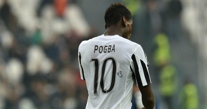 Paul Pogba: Could stay in Turin