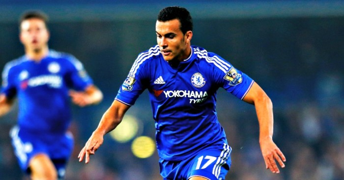 Pedro: Chelsea forward linked with Barcelona return
