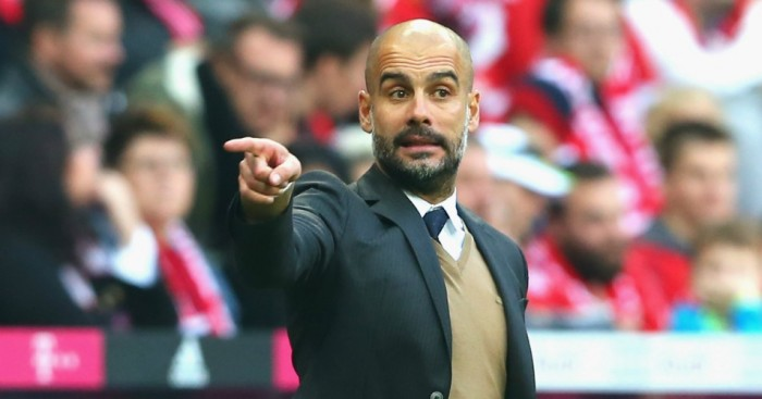 Pep Guardiola: Made up his mind