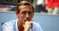 Peter Crouch: Chances limited at Stoke so far this season