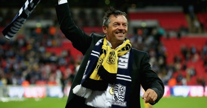 Phil Brown: Southend manager linked with Sunderland role