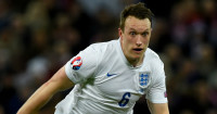 Phil Jones: Hoping to face Spain