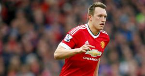 Phil Jones: Plagued by injuries