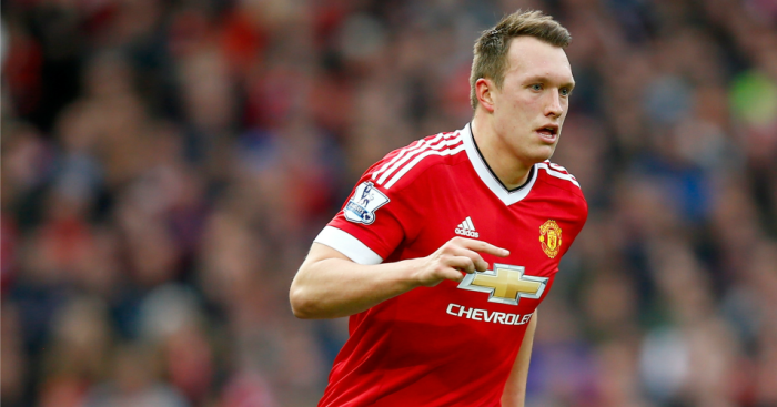 Phil Jones: Wanted at Stoke