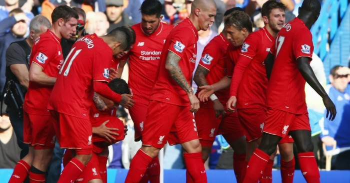 Liverpool: Won 3-1 at Chelsea to claim five Power Rankings points