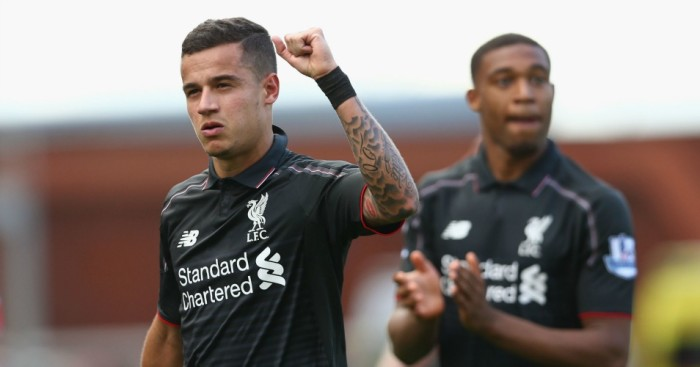 Philippe Coutinho: Liverpool midfielder linked with Manchester City