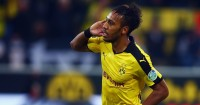 Pierre-Emerick Aubameyang: Linked with Manchester United