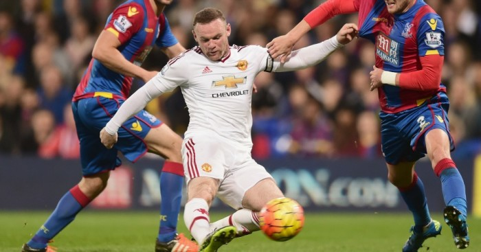 Wayne Rooney: Forward struggling for form this season