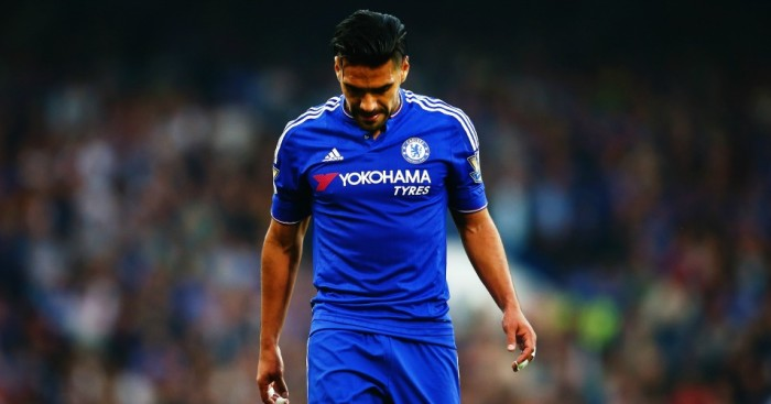 Radamel Falcao: Set to remain at Chelsea for rest of season