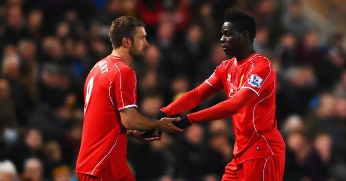 Rickie Lambert and Mario Balotelli: Liverpool signings under Brendan Rodgers