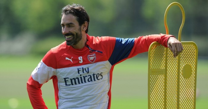 Robert Pires: This is Arsenal's last chance