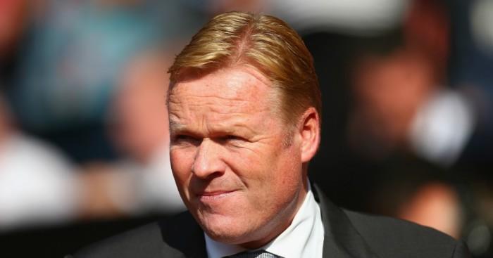 Ronald Koeman: Would like to strengthen Southampton attack