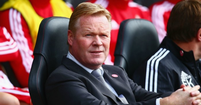 Ronald Koeman: Saints side host Chelsea on Saturday
