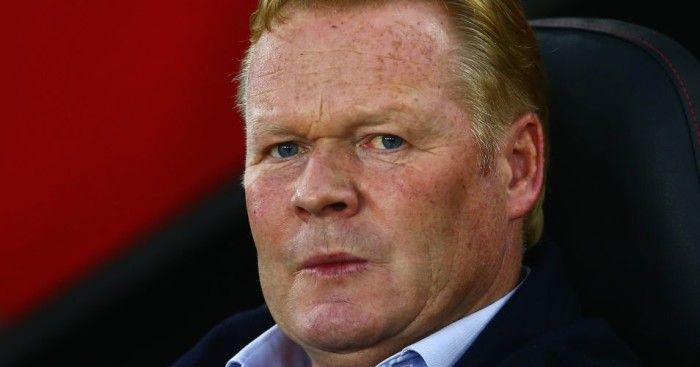 Ronald Koeman: Praise for Stoke