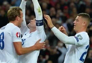 England: Celebrate at Wembley